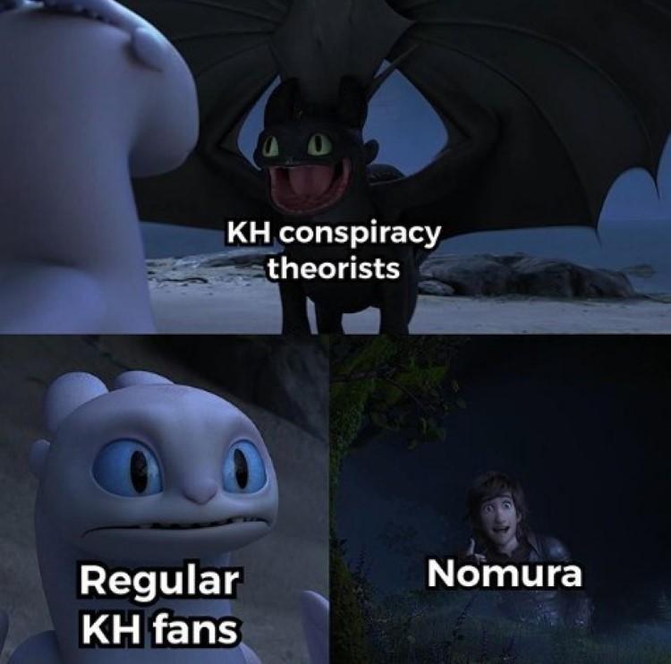 Regular fans love Nomura