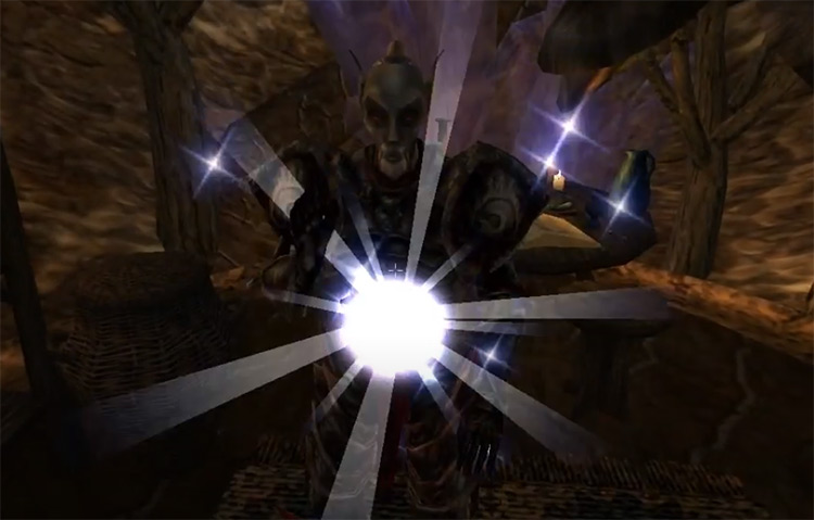 Corprus Cure Morrowind screenshot