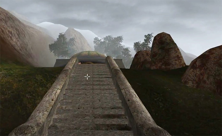 Temple Quests Morrowind screenshot