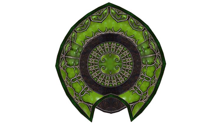 Mirror Shield from Elder Scrolls IV Oblivion game