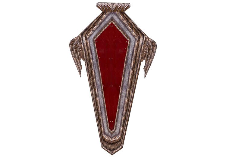 Shield of the Crusader Elder Scrolls IV Oblivion