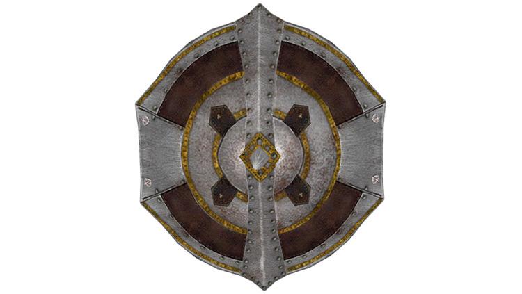 Imperial Watch Shield from Elder Scrolls IV Oblivion