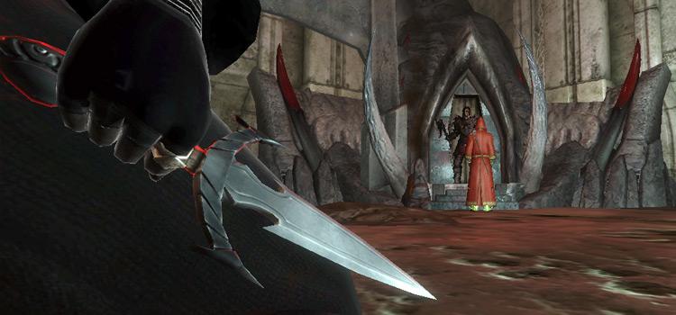 Mehrunes Razor battle mod for TES Oblivion