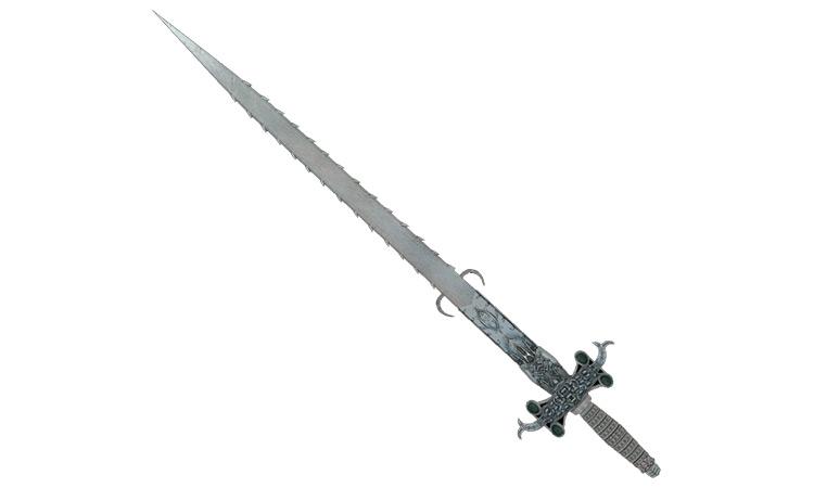 Thornblade Elder Scrolls IV Oblivion weapon