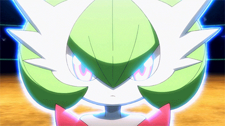 Gardevoir Pokémon screenshot