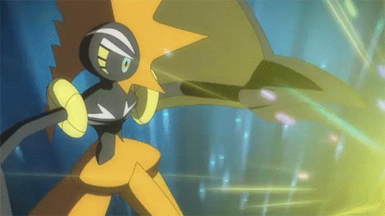 Tapu Koko from Pokémon