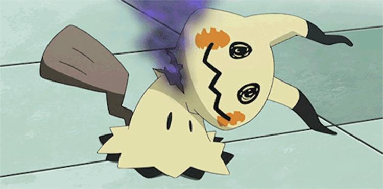 Mimikyu from Pokémon