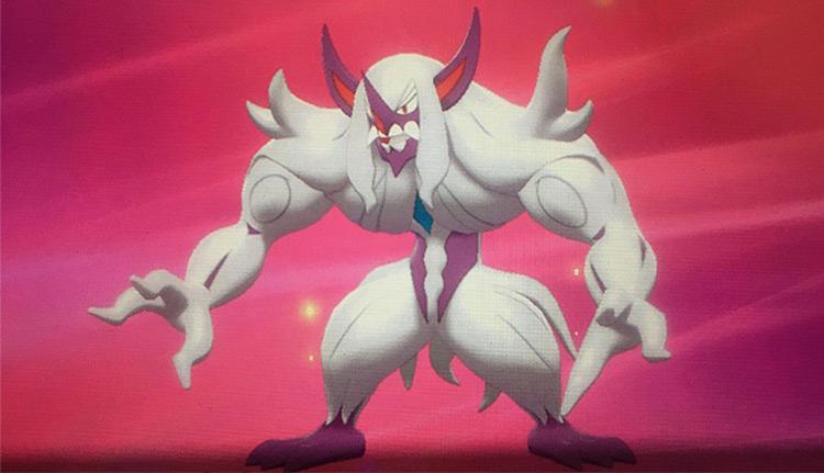 Grimmsnarl Pokémon character
