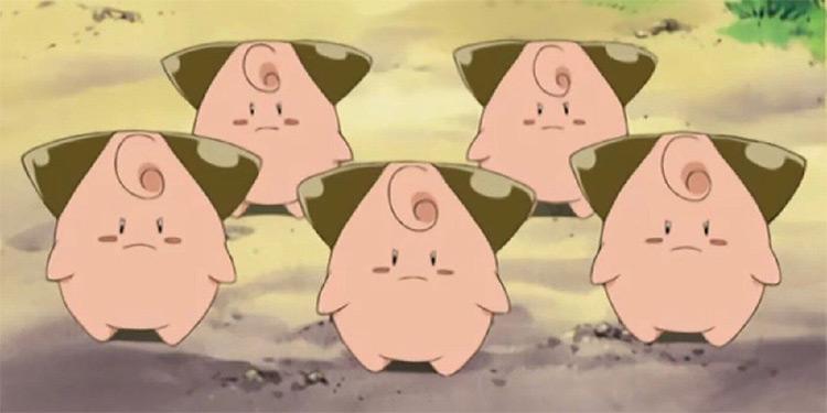 Cleffa from Pokémon