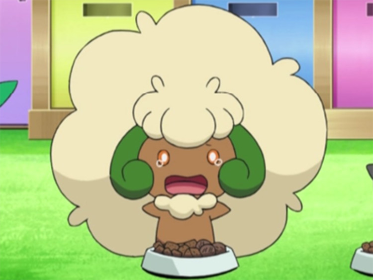Whimsicott Pokémon character screenshot