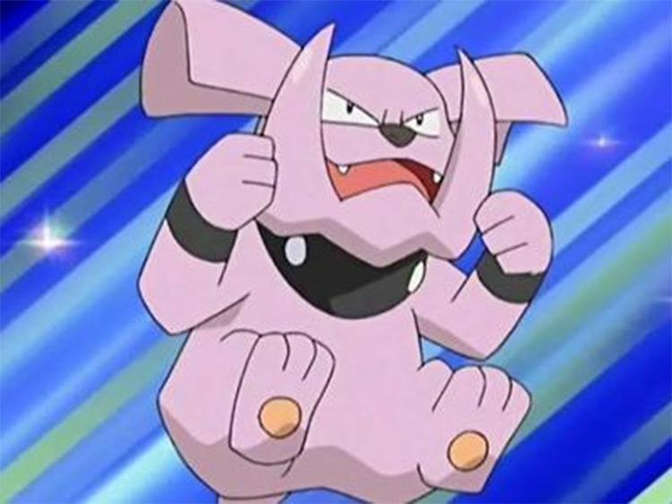 Granbull Pokémon screenshot