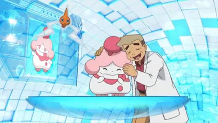 Slurpuff from Pokémon