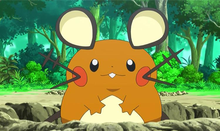 Dedenne Pokémon character