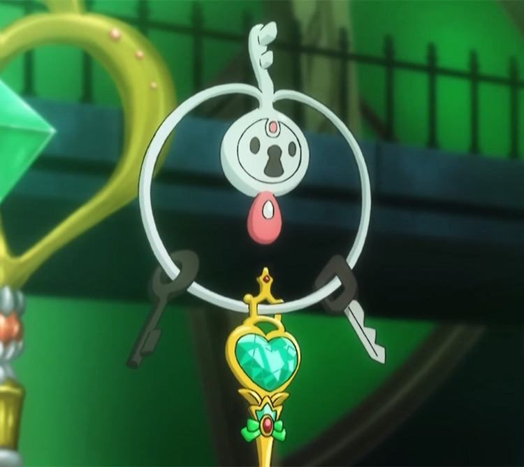 Klefki Pokémon screenshot