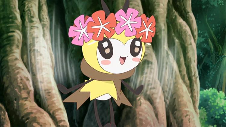 Ribombee from Pokémon