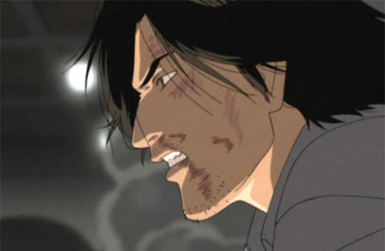 Kenzo Tenma from Monster anime