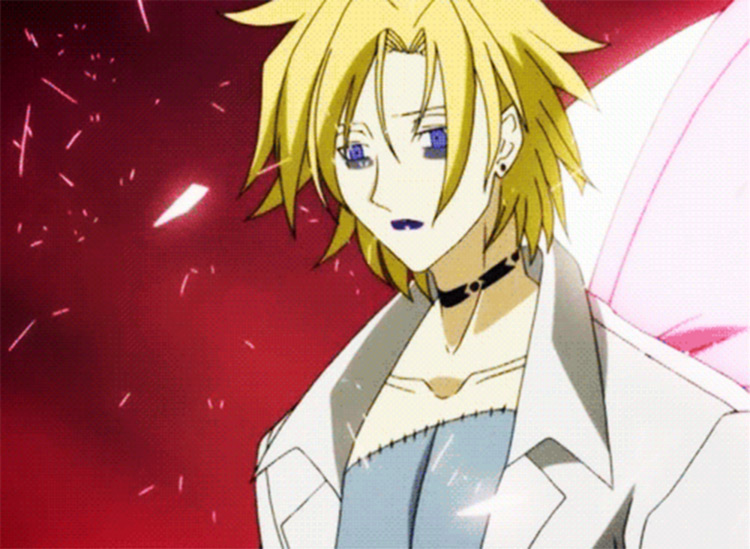 Johann Faust VIII from Shaman King