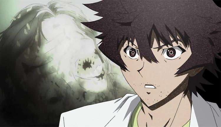 Toshio Ozaki from Shiki anime
