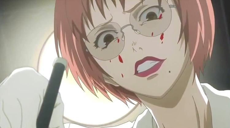 Rei Takashima Deadman Wonderland screenshot