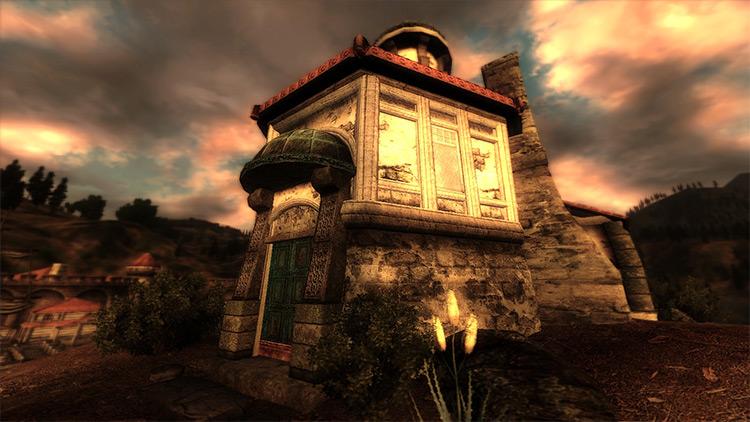 Oblivion Graphics Extender mod
