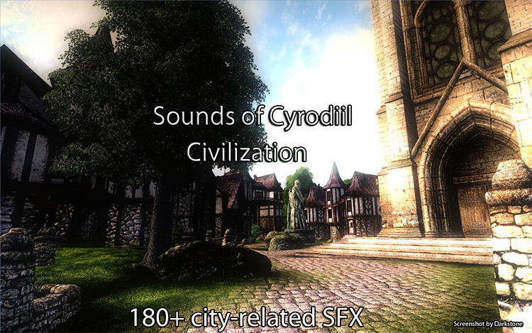Sounds of Cyrodiil Oblivion mod