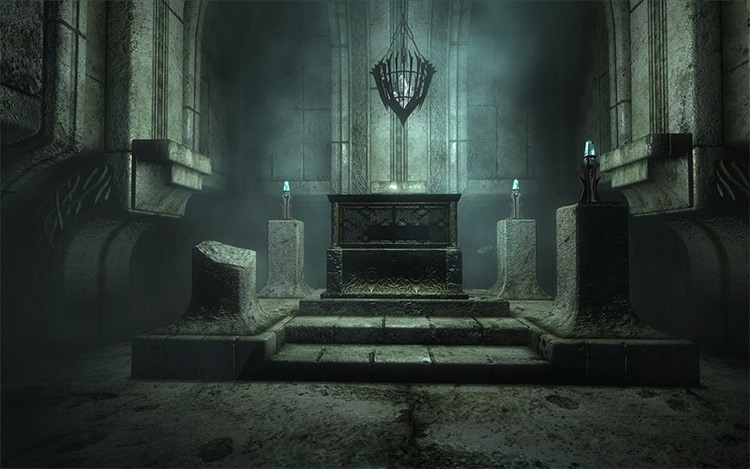Better Dungeons Oblivion mod
