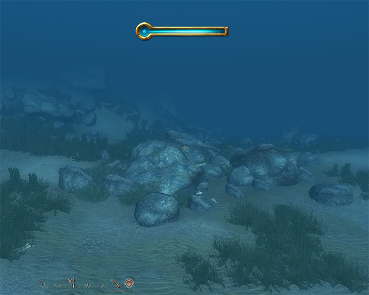 AliveWaters Oblivion mod