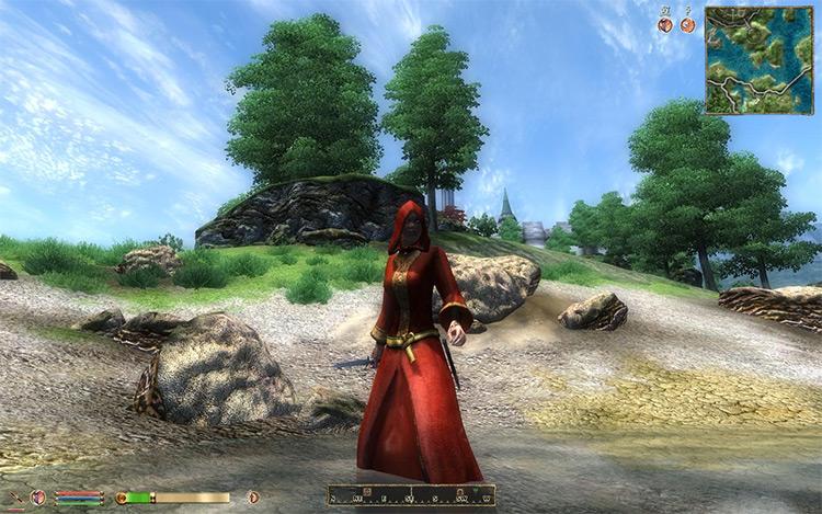 Oblivion XP mod
