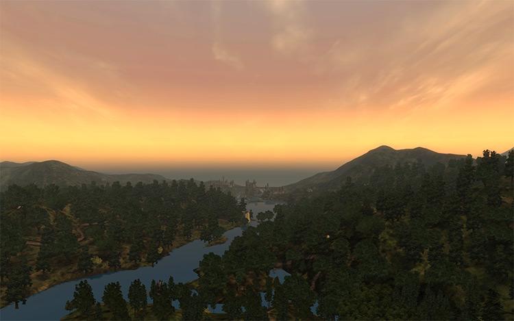 Really AEVWD Oblivion mod