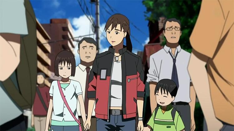 Tokyo Magnitude 8.0 anime