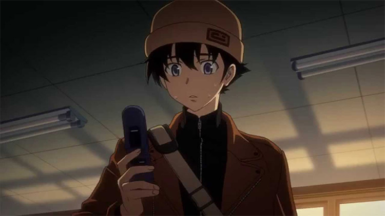 Mirai Nikki (The Future Diary) anime