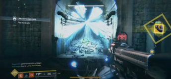 The Recluse SMG in Destiny 2 video game