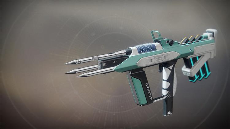Riskrunner Destiny 2 Submachine Gun