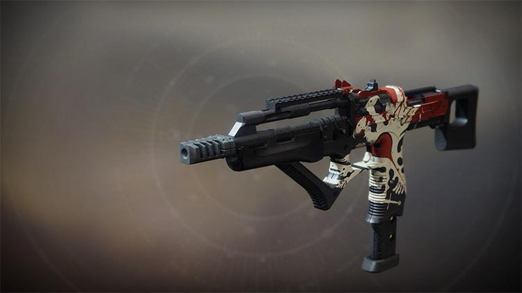 Hard Truths Destiny 2 Submachine Gun