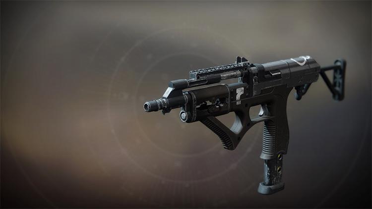 Escape Velocity Destiny 2 Submachine Gun
