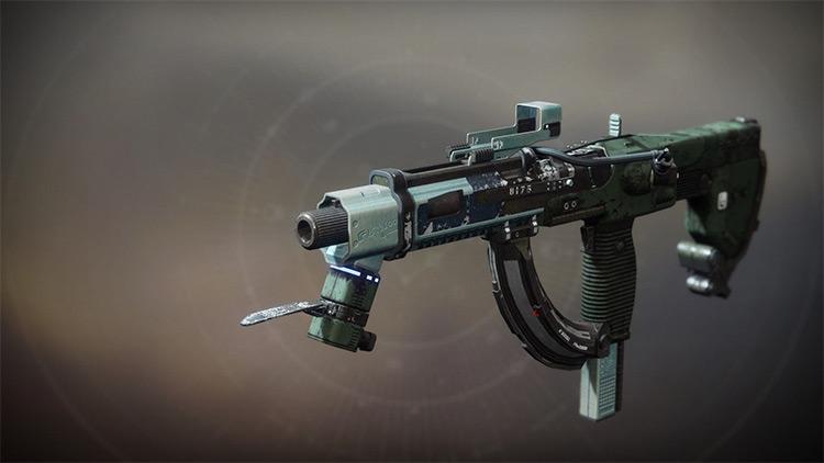 Bad Reputation Destiny 2 Submachine Gun