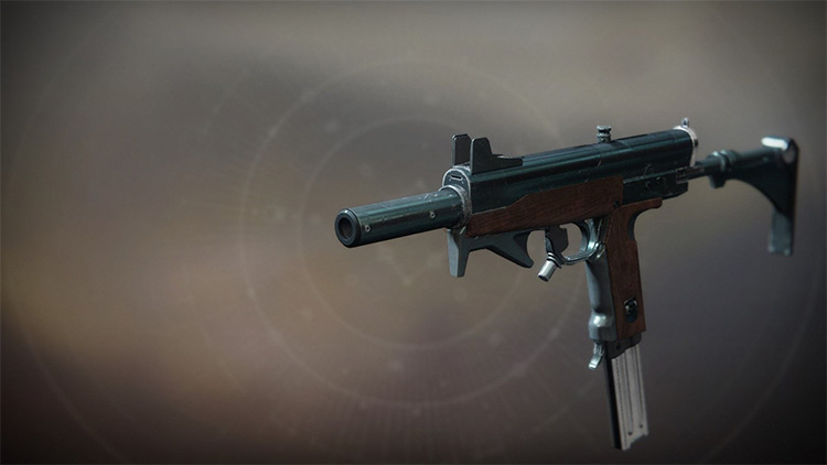 Pillager Destiny 2 Submachine Gun