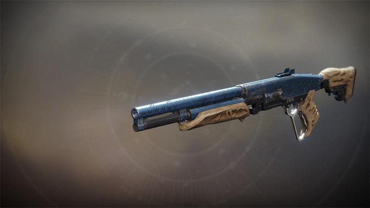 Mindbender's Ambition Destiny 2 Shotgun