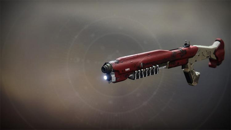 Dust Rock Blues Destiny 2 Shotgun