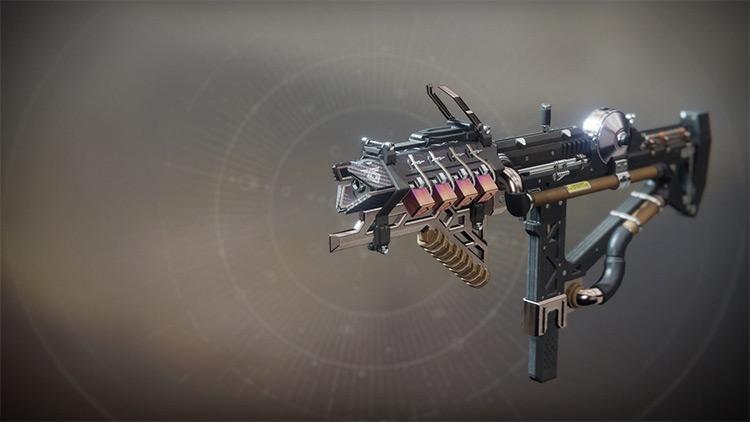 IKELOS_SG_v1.0.1 Destiny 2 Shotgun
