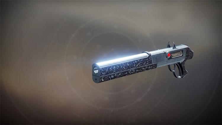 The Chaperone Destiny 2 Shotgun