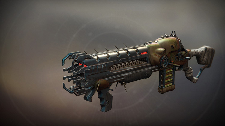 Lord of Wolves Destiny 2 Shotgun