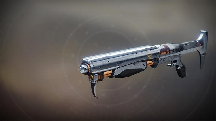 Perfect Paradox Destiny 2 Shotgun