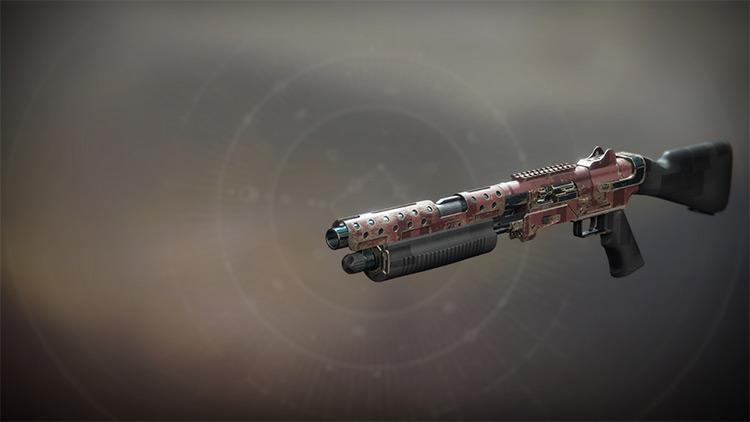 Hawthorne's Field-Forged Shotgun Destiny 2 Shotgun