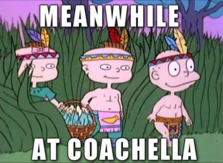 Tommy Lil Phil this is Coachella