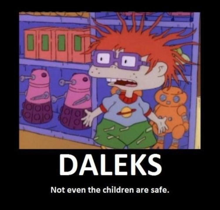 Chuckie joke toys