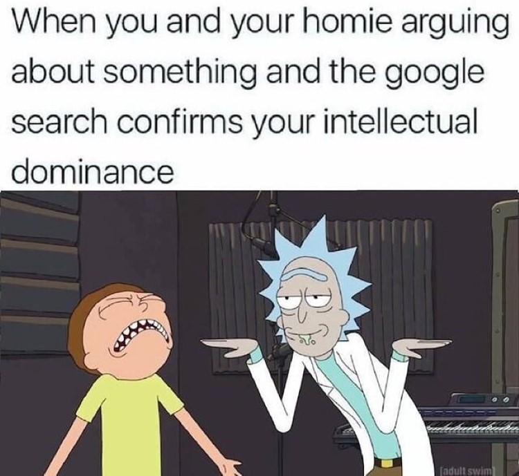 Homie arguing meme