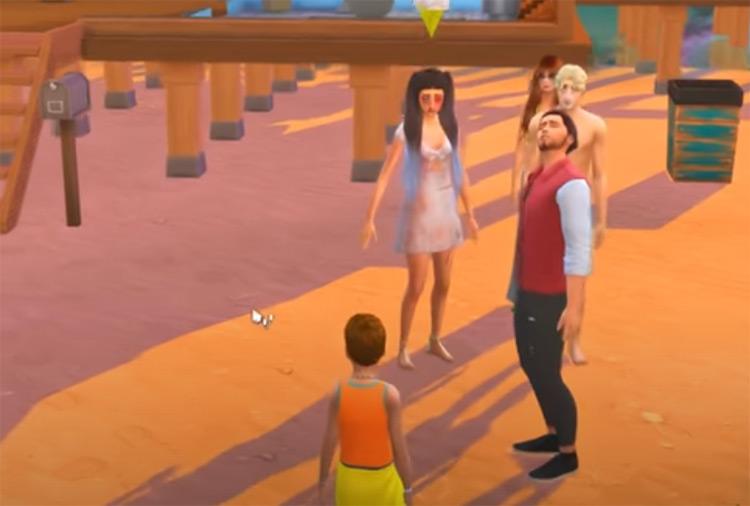 Life's Tragedies Sims4 mod
