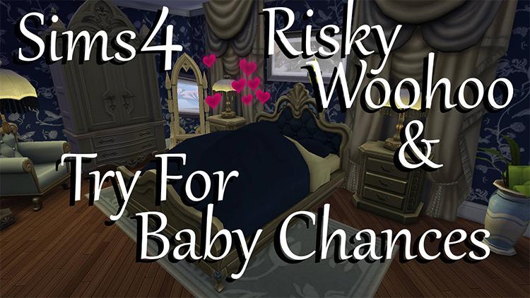 Risky Woohoo Sims4 mod