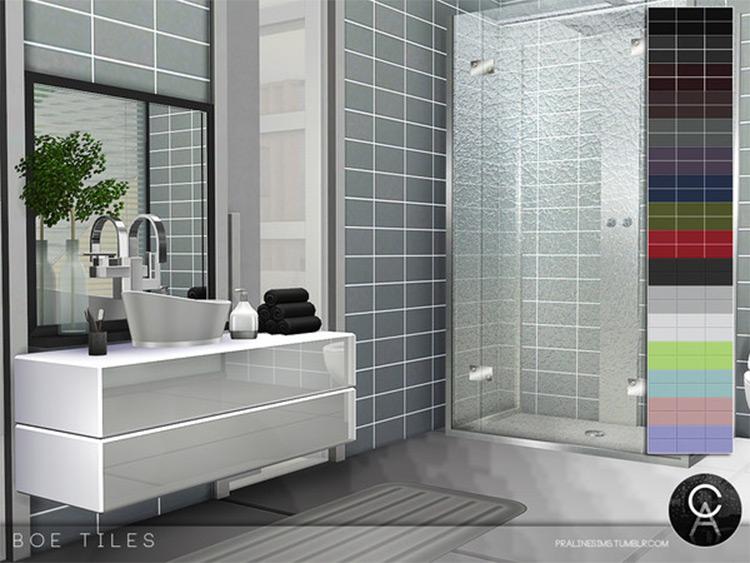 BOE Tiles in Sims4